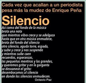 Silencio. Octavio Paz.