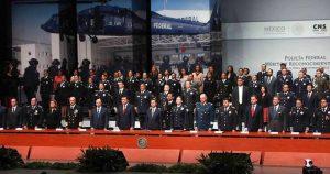 Ceremonia encabezada por el Presidente Enrique Peña Nieto