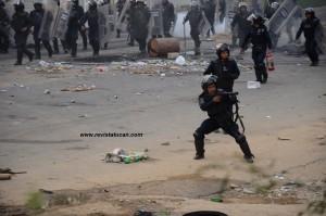 Federales ingresan a Oaxaca