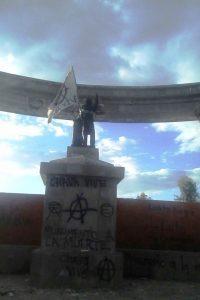 Hemiciclo a Juárez en Huajuapan de León