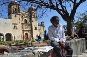Toledo desde el Majestuoso Templo de Santo Domingo, Oaxaca