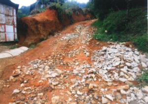 Caminos a Xochiltepec