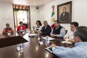 Comisión de Senadores por el Caso Nochixtlán