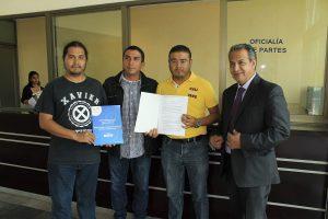 Presentan periodistas iniciativa de reforma al Código Penal de Oaxaca