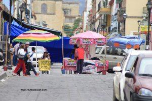 Accesos al Centro Histórico de Oaxaca