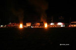 Bloqueos en Oaxaca