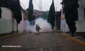 Brigadas contra el ZIKA en Oaxaca