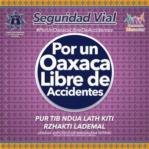 Campaña en Zapoteco del Valle