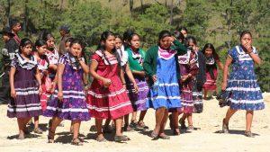 Indígenas de Oaxaca