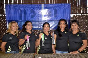 Listas para el Maratón CDMX