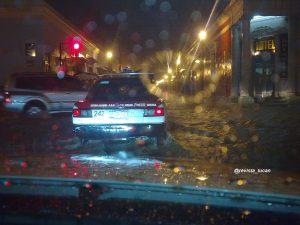 Lluvias en Oaxaca