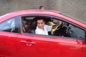 Rubén Núñez, libre bajo fianza