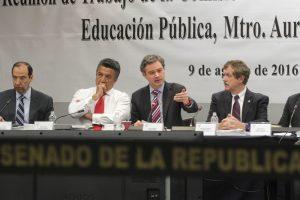 Senadores de México