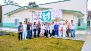 Jornada médica en Tlacolula