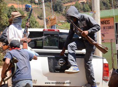 Suman varias comunidades que crean sus grupos de autodefensa en Oaxaca