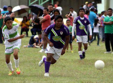 Torneo de futbol Zacatepec