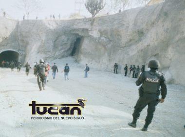 Minas en Oaxaca