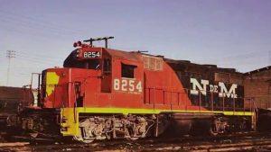 Ferrocarriles de México