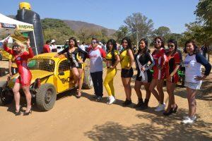 Gran ambiente en el GP Tucán