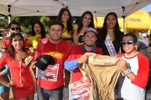 Los campeones del Gran Premio Tucán