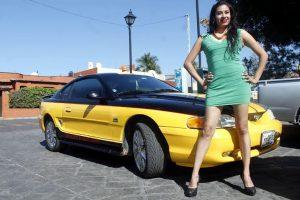 Mustang Oaxaca