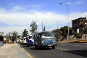 la Combi en Oaxaca