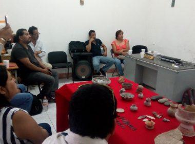 Al rescate de piezas arqueológicas en Teotitlán