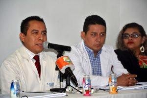 Médicos organizadores