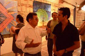 Rafael V. Hernández y Markoa Vásquez