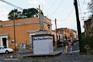 Cruz de Piedra, Oaxaca