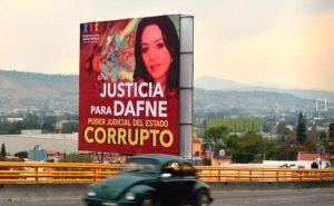 Dafne, un caso de feminicio en la impunidad