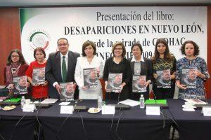 Libro Desapariciones en Nuevo León