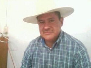 Miguel Marín Vásquez titular de Sedapa en la Cañada