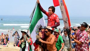 Campeón mundial de surf