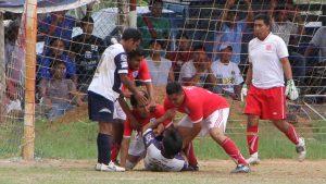 Violencia en el futbol