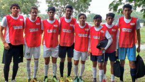Futbolistas del Istmo