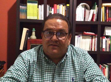 Miguel Ángel Morales Amaya, delegado nacional del Partido Verde Ecologista