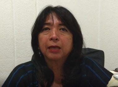 Regidora María de la Luz Ramírez