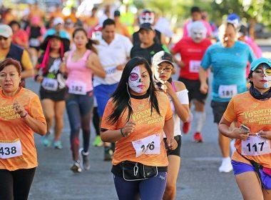 Atlética Día de Muertos