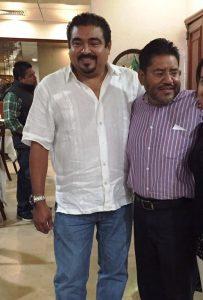 Avilés a su paso por el Congreso de Oaxaca