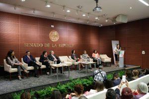 Senadoras de México