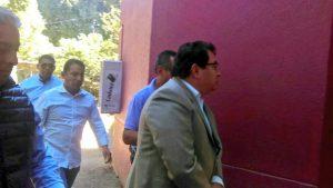 Carlos Moreno Alcántara a los juzgados penales