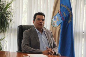 Rector Eduardo Bautista