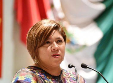 Legisladora Adriana Atristain Orozco