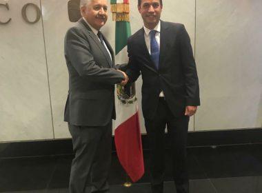 Díaz Pimentel regresa al IMSS