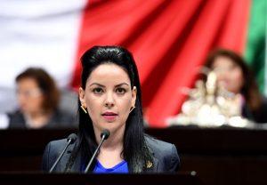 Diputada Federal Brenda Velázquez Valdez