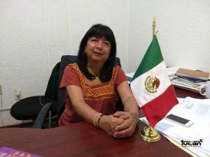 Regidora María de la Luz Ramírez Hernández
