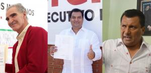 Candidatos a la Presidencia Municipal de Oaxaca