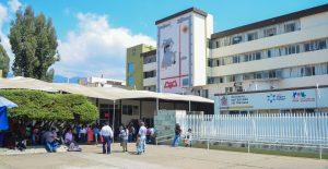 Hospital Civil de Oaxaca