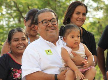Morales Amaya, Candidato